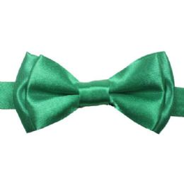 96 of Kid's Green Bow Tie 505