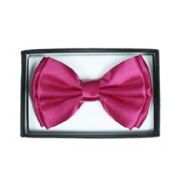 72 of Hot Pink Bow Tie 015