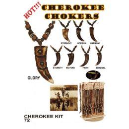 72 of Cherokee Chokers