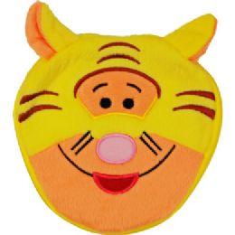 144 of Plush Animal Cd Case In Tiger