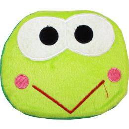 144 of Plush Green Frog Cd Case