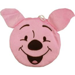 144 of Plush Pink Winnie The Pooh Cd Holder