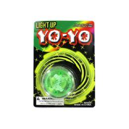 72 of Light Up YO-yo