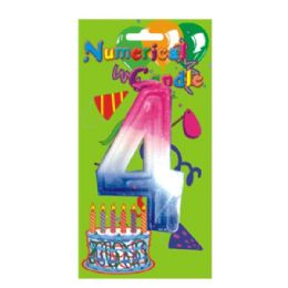 48 of Numerical Candle #4