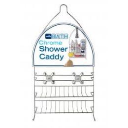 12 of Chrome Showerhead Caddy