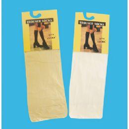 48 of Women's Trouser Sock