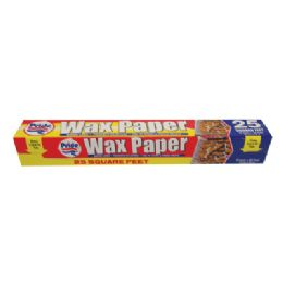 36 of Wax Paper 25 Sq FT-12 Inches X 25 Feet