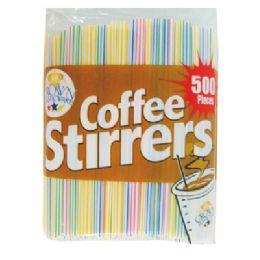 48 of Coffee Stirrer