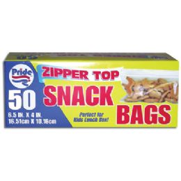 48 of 50 Ct Snack Bag