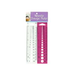 72 of Needle Gauge Ruler Set