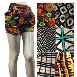 12 of Flexible Loose Fitting Short Pants With Pockets