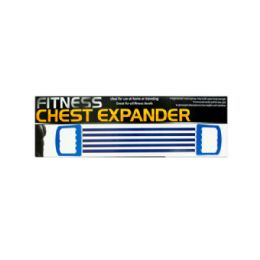 12 of Fitness Chest Expander