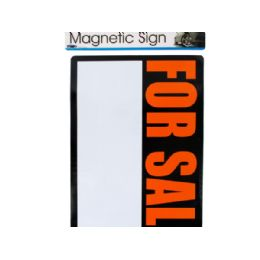 72 of Magnetic 'for Sale' Sign