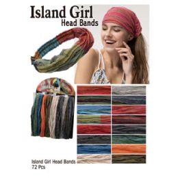 72 of Island Girl Head Bands