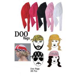 36 of Doo Rags