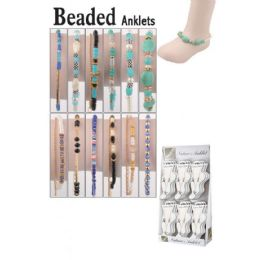72 of Beaded Anklets