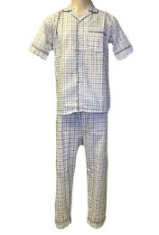 48 of Comfort Zone Mens Long Leg Pajamas