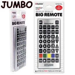 24 of Really Really Big Remote Control.