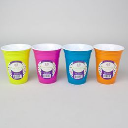 72 of Cup 16oz Double Wall Plastic