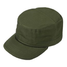 24 of Fitted Army Military Cadet In Olive