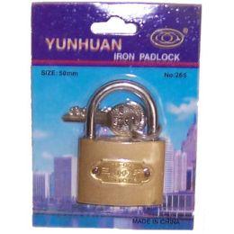 72 of Yunhuan Iron Padlock