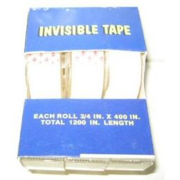 72 of Invisible Clear Tape