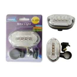 96 of Bicycle Flashing Light, 5 Led