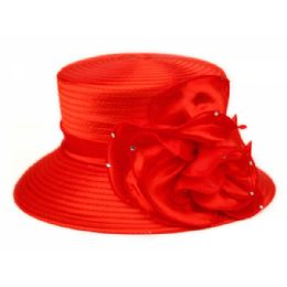 12 of Sinamay Hats In Red