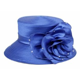 12 of Sinamay Hats In Royal