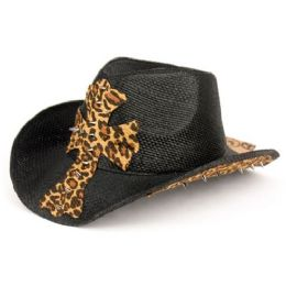 12 of Fashion Leopard Cowboy Hats