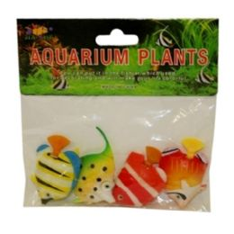 240 of 4 Piece Artificial Aquarium Fish Assorted Style