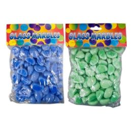 24 of 500g Decorative Rock Assorted Colors
