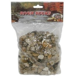 24 of River Stone Small Size 9x4 In 800grm