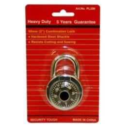 96 of Heavy Duty Combination Lock 50mm 2inches