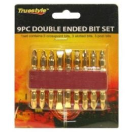48 of 9pc Double Ended Bit Set