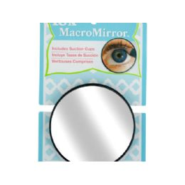 72 of 15x Macromirror With Suction Cups