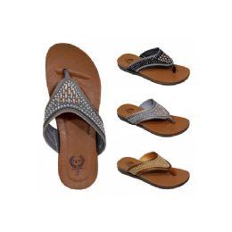 30 of Women's Rhinestones Slippers