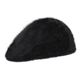 12 of Angora Ivy Caps In Black