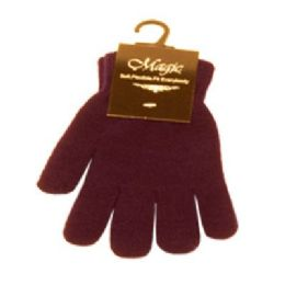 96 of Magic Stretch Glove Assorted Color