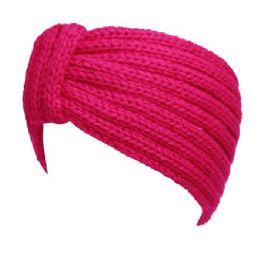 12 of Knit Turban Style Headband