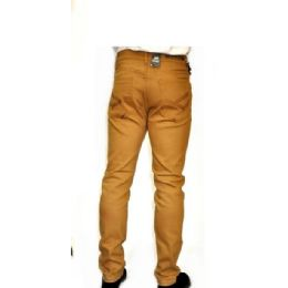12 of Chino Stretch Viscose Fabric 100% Cotton Tan Only