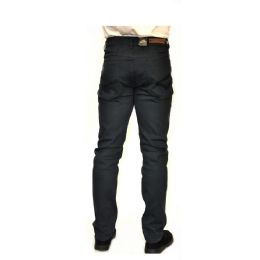 12 of Chino Stretch Viscose Fabric 100% Cotton Navy Only