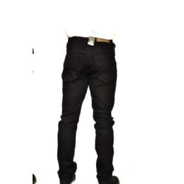 12 of Chino Stretch Viscose Fabric 100% Cotton Black Only