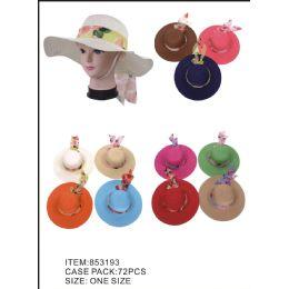 36 of Women Summer Hat