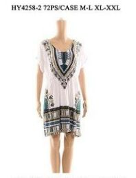 48 of Womens Fashion Summer Dress Assorted Sizes