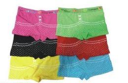 120 of Women's Cotton Boxer Short Underwear