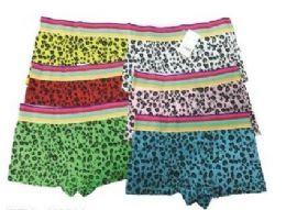 120 of Women's Cotton Boxer Shorts Underwear