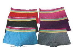 120 of Womens Cotton Boxer Shorts Underwear