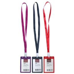 72 of Key Chain With Id Holder