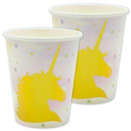 144 of Ten Count Unicorn Paper Cup